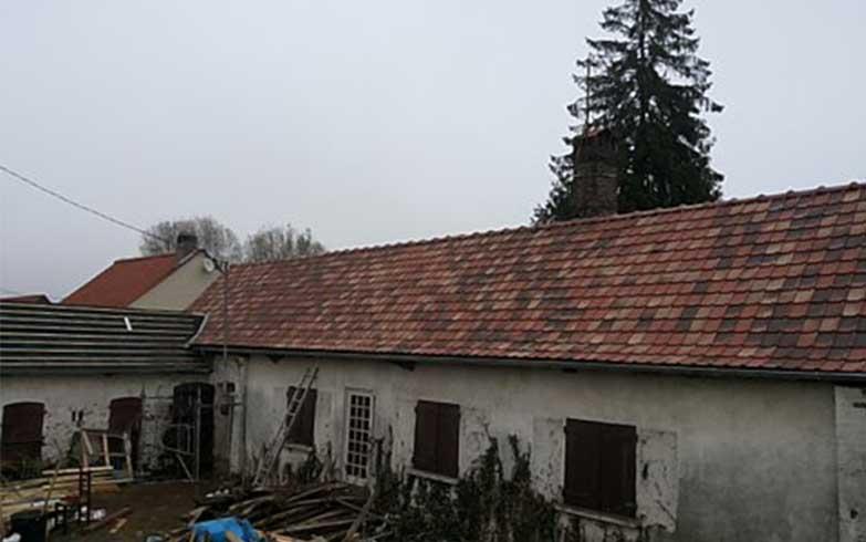 charpente toiture rénovation