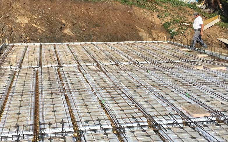 construction hors d'eau hors d'air marines sismo