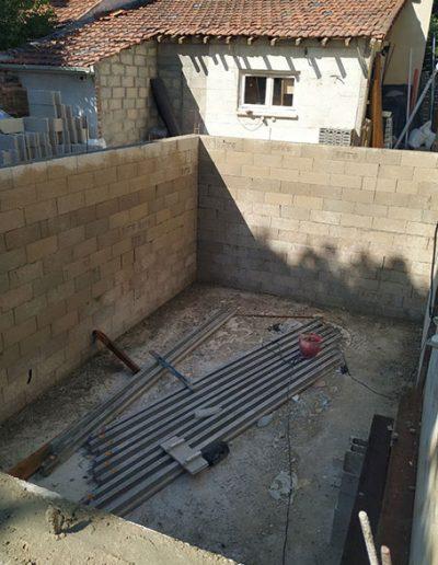 démolition reconstruction agrandissement maison 6