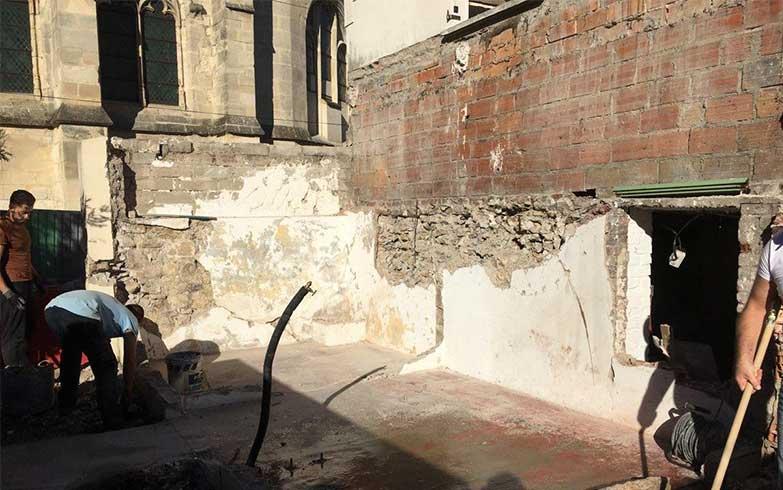 démolition reconstruction maison