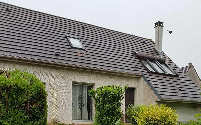 isolation toiture réparation 95