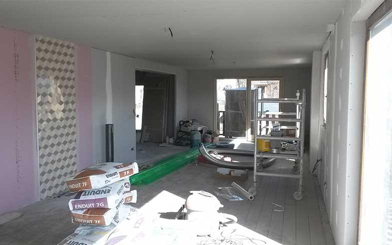 maison travaux rénovation