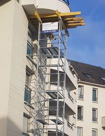 malfacon effondrement balcon 1