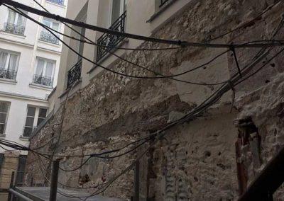 Malfaçons : reprise d'une façade
