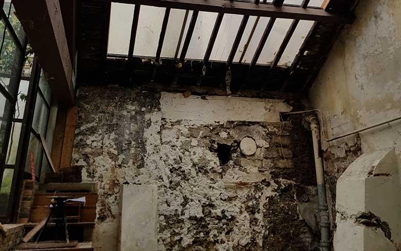 rénovation atelier architecte 2