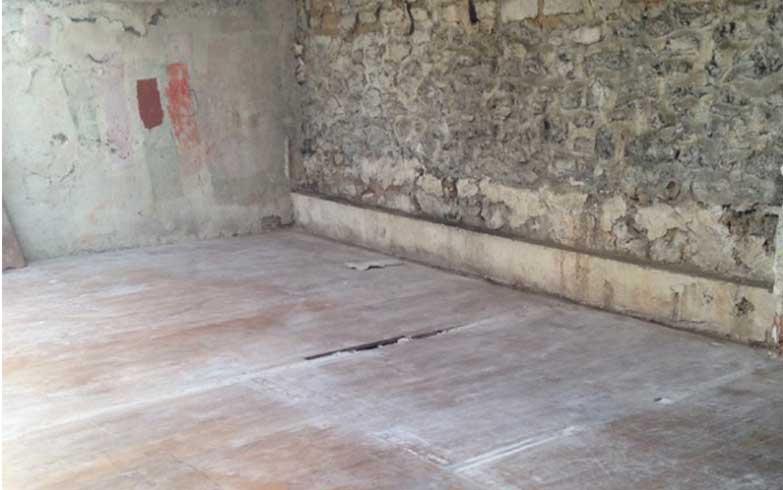 rénovation atelier architecte après démolition