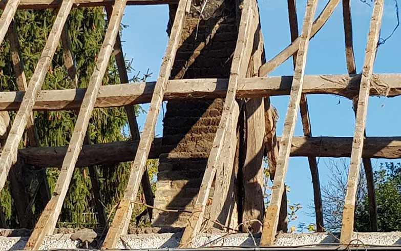 rénovation complète charpente toiture