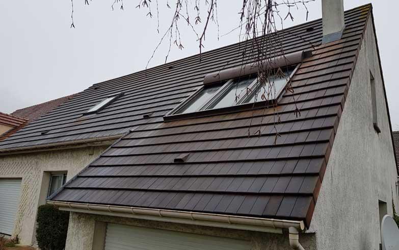 réparation toiture isolation 95