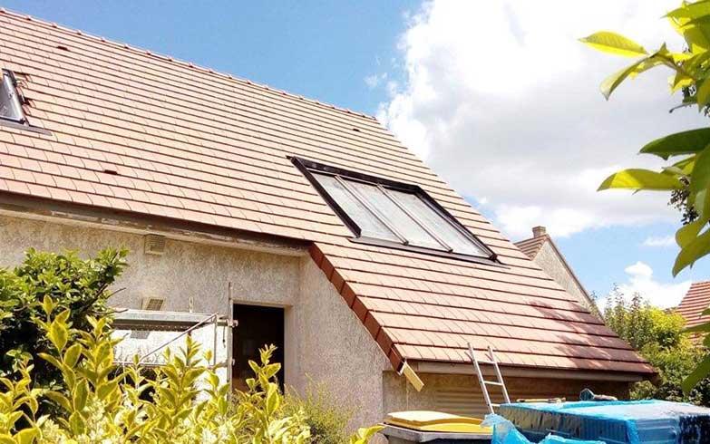 réparation toiture isolation
