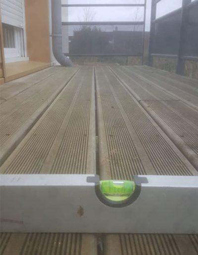 reprise en sous oeuvre d'un balcon 4