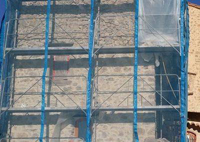 Malfaçons : travaux sur une maison en pierres